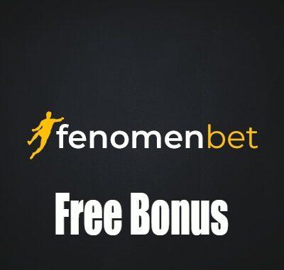 Fenomenbet Free Bonus